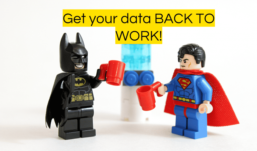 Conversion Elite - Get your data back to work