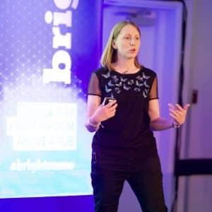 Anna Lewis Google Analytics Training Brighton SEO
