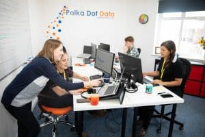 Polka Dot Data Office