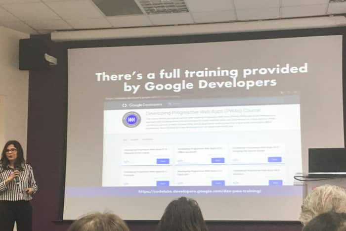 Aleyda Solis – PWA's SEO: Optimising For The Future Of The Web